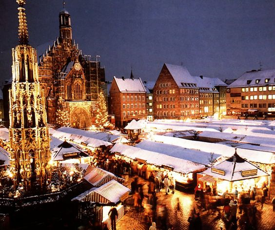 Christmas Markets in Europe are the BEST!