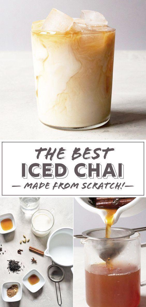 Coffee Cake Recipe Jiffy Mix Than Coffee Shop Portland Maine Iced Chai Latte Chai Latte Recipe Iced Chai Tea