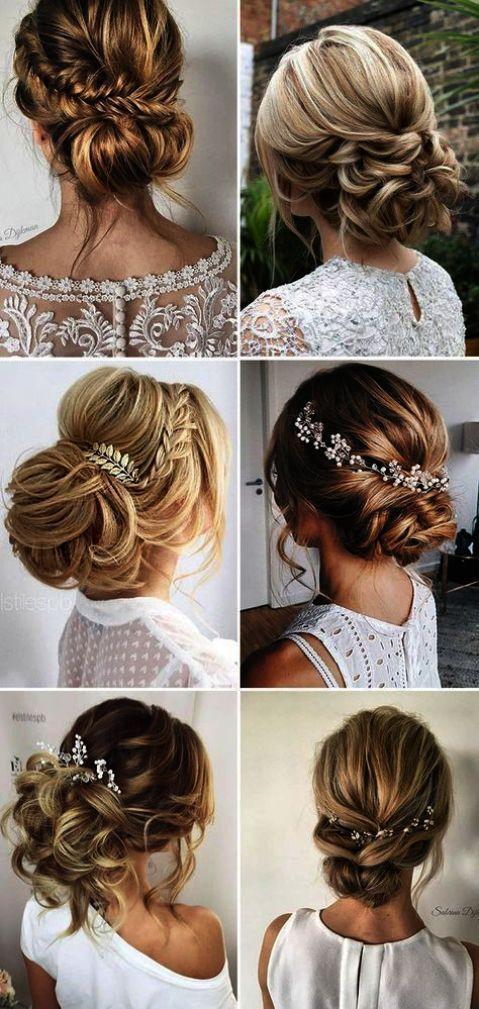 Spectacular Simple Wedding Hairstyles For Medium Length Hair Valuable Hair Styles Long Hair Styles Bride Hairstyles