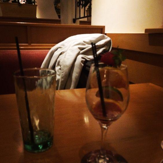Después de cenar a descansar