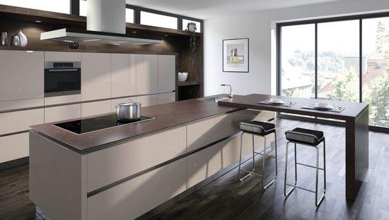 Küchenarbeitsplatten aus Quarz Design: Canosa