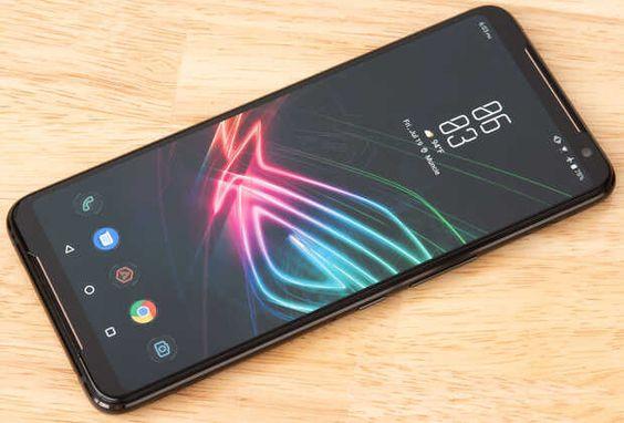Asus Rog Phone Ii El Teléfono Para Juegos Más Potente Hasta Ahora Cuenta Con 12 Gb De Memoria Ram Opciones De Almacenamiento Interno De 12 Asus Asus Rog Phone
