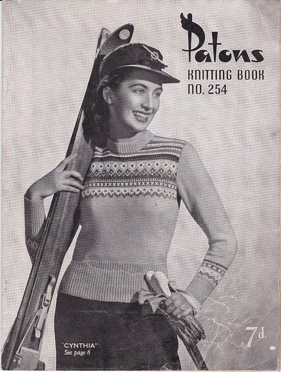 Patons Knitting Pattern Archive : Pinterest   The world s catalog of ideas