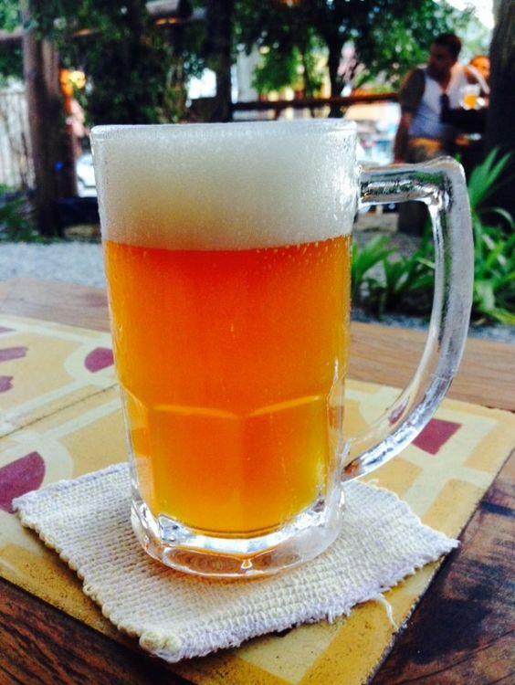 Cerveja Ranz IBA Parente, estilo Vienna Lager, produzida por  Cervejaria Caseira, Brasil. 3.8% ABV de álcool.