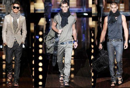 Un detalle de moda: los pañuelos   Moda Hombre