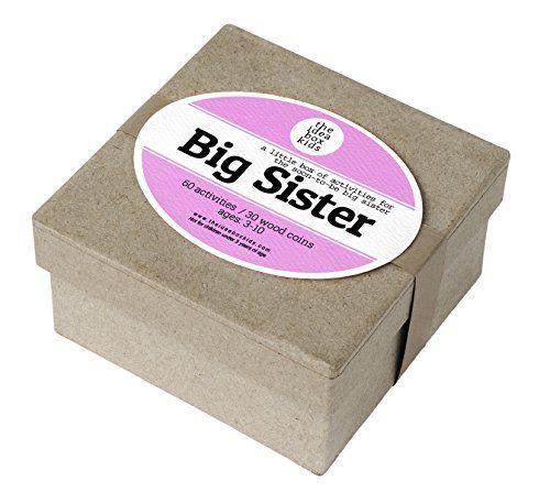 Caja regalo para la hermana mayor cosas caseras pinterest actividades hermanas y cajas - Que regalar a tu hermana ...