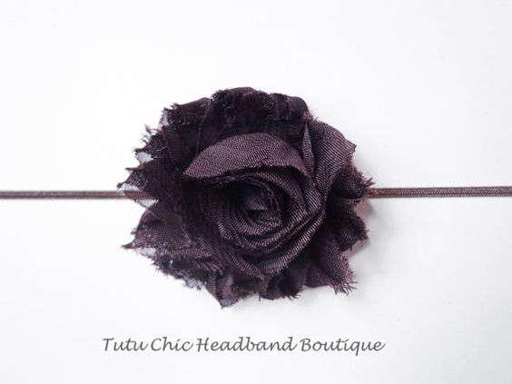 Brown Headband: baby headbands, newborn headband, infant headband, toddler headband, childrens headband
