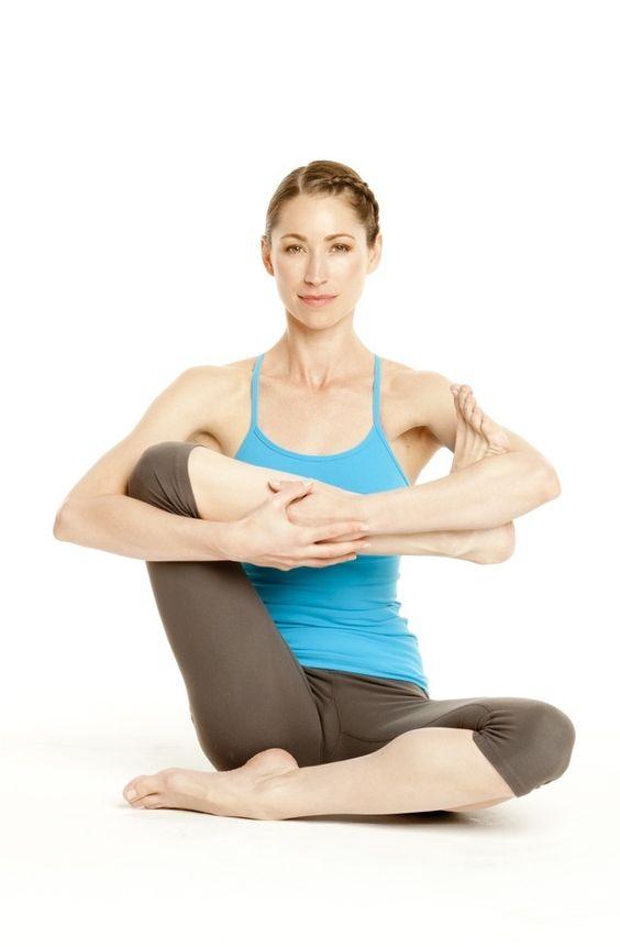 Yoga Cures...Sugar Cravings! Tara Stiles' 4 Poses to Help Us Beat Sugar (& wrinkles...)