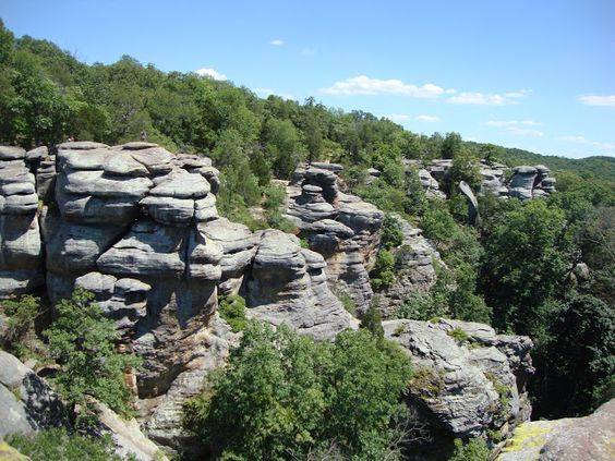 Garden Of The Gods State Park Illinois Places I Have Been Pinterest Gardens State Parks