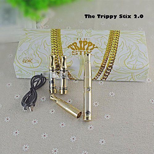 Trippy Stix Galaxy - Gun Metal Titanium