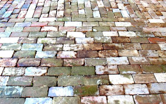 Reclaimed Brick  Vintage Antique Hand Packed by StoriedSalvage