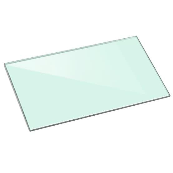 3 16 5mm Glass Shelf Clear Tempered Size 14 X14 14 X24 14 X36 Glass Shelves Glass Tempered Glass Shelves