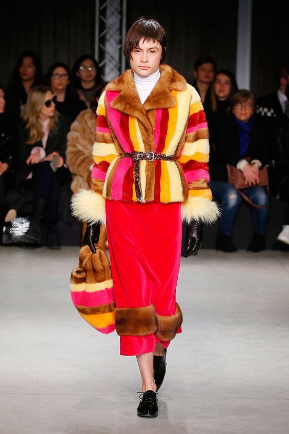 Simonetta Ravizza Fall 2017 Ready-to-Wear Fashion Show Collection