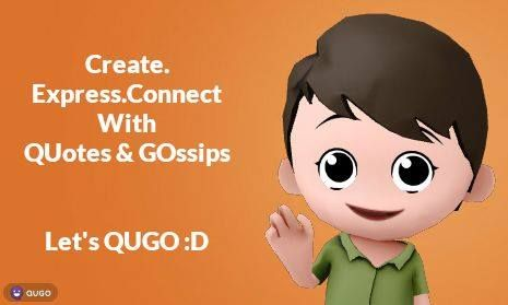 Download #QUGO and EXPRESS Yourself ..DIL SE <3 www.qugo.co/au