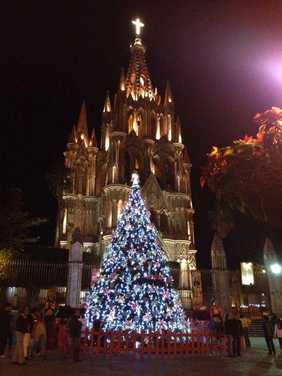 La mejor ciudad del mundo ... San Miguel De Allende , orgullosamente en México  ... The best City of de World  San Miguel De Allende, México