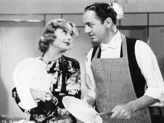 Screwball Comedy: What would you do to get your man? The dishes?: