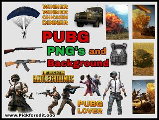 Best New Pubg Png Banner Background Images Png Text Free Photo Editing