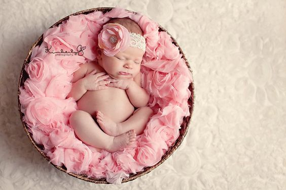 Newborn (when there are no hardwood floors in the house, use white)
