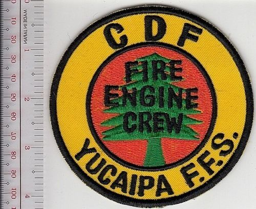 Hot-Shot-Wildland-Fire-Crew-California-CDF-Yucaipa-Forest-Fire-Station-Fire-Engi