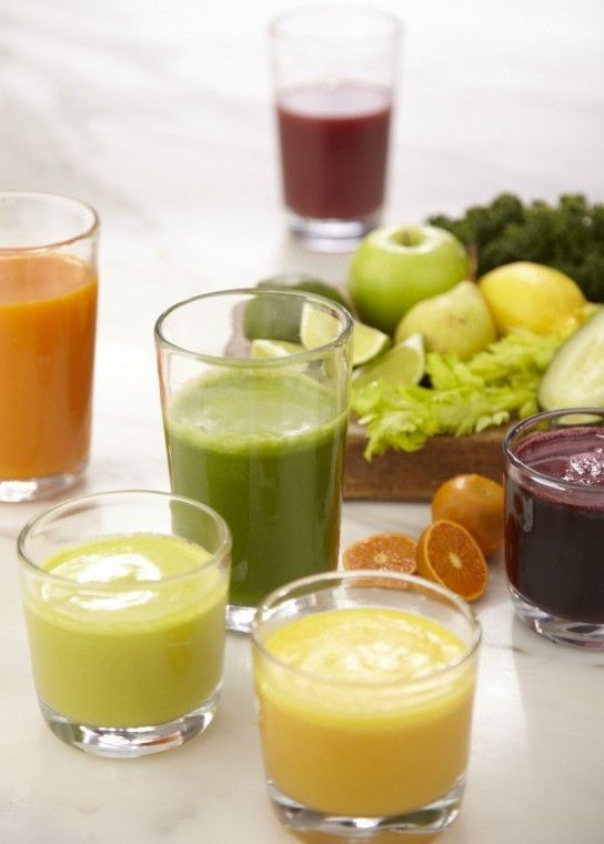 I really want to start juicing!