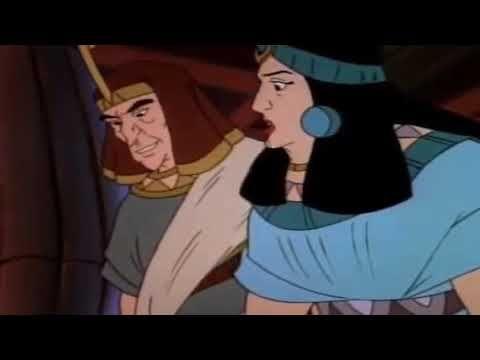 Moises O Principe Do Egito Filme E Desenho Princesas Filmes Moises