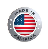 Made In America label for all our Made In America product lines
