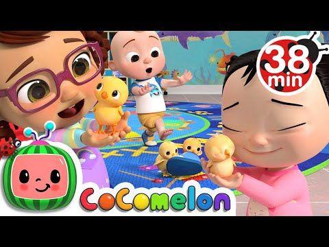 Numbers Song More Nursery Rhymes Kids Songs Cocomelon