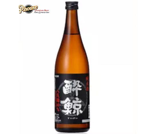 rượu Sake Junmai Hattan Nishiki Suigei 720ml