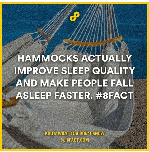 Hammocks. I could use one right about now