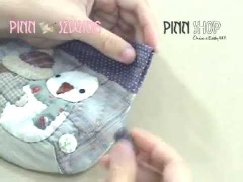 ▶ วิธีทำ Sue & Snow Man By PINN Shop - YouTube