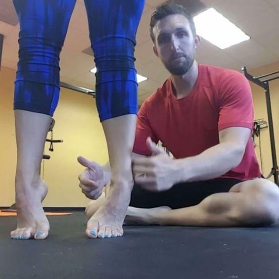 The Number One Exercise To Fix Your Feet Here It Is This Is The Exercise I Use With Every Patient To Fix Foot And Ankl Ankle Exercises Exercise Foot Exercises