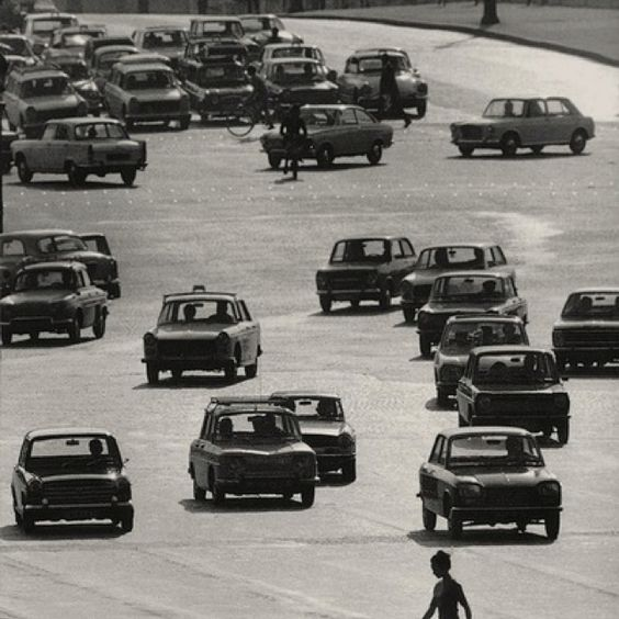 By Robert Doisneau, paris 1959