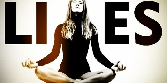 5 Of Yoga's Little White Lies