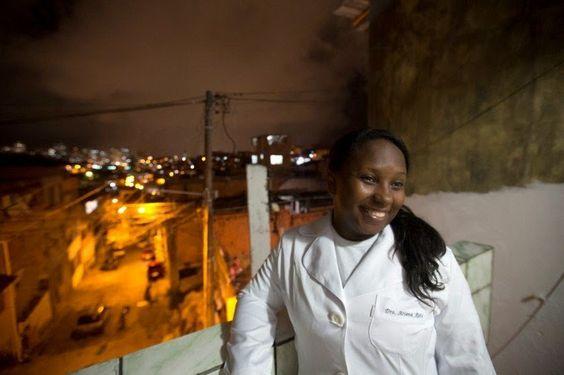 População Negra e Saúde: Sou mulher, sou negra, sou da favela e hoje sou mé...