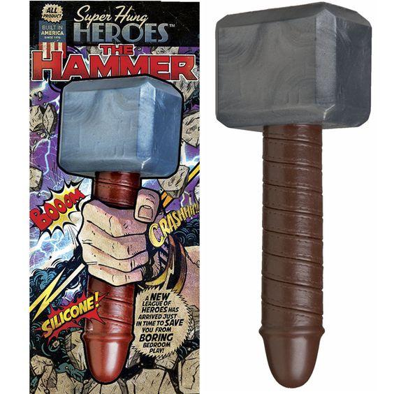 Thor Dildo Hammer