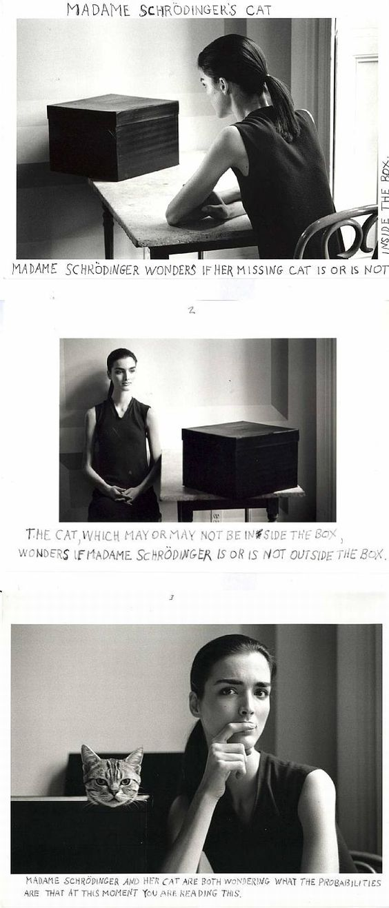 sequence photographie duane mickeals 01 Les séquences photographiques de Duane Michals  photo art