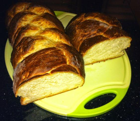 Wessels Küchenwelt: Omas Hefezopf