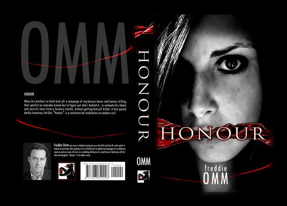 """My thriller, """"Honour"""", published in March 2012, is available from Amazon.co.uk (UK edition)."""