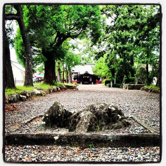 Shinto shrine    Yoshida Jinja  豊橋吉田神社