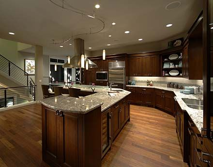 Million dollar kitchen designs million dollar kitchens for Million dollar kitchen designs
