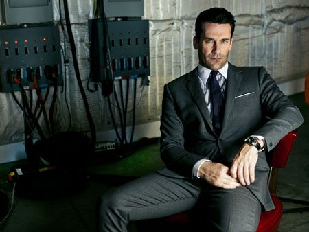 Oh Don Draper, the things I would do to/for you...