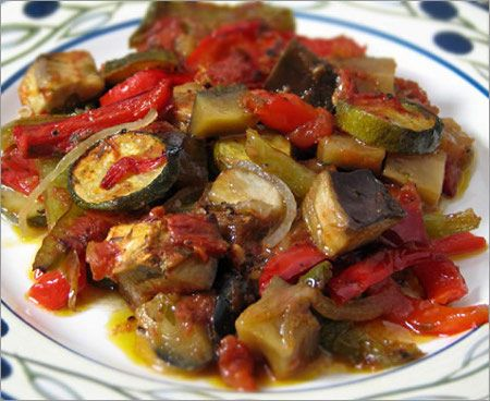 Meatless Monday: When it's time for comfort food, remember ratatouille   Food   lancasteronline.com