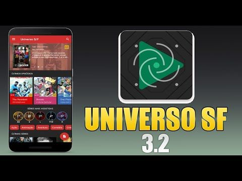Universo Sf Apk Em 2020 Com Imagens Series E Filmes
