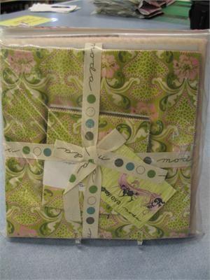 Eva (Basic Grey) 30190 11 Layers of Charm Plus One Quilt Kit