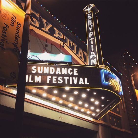 Sundance Film Festival!