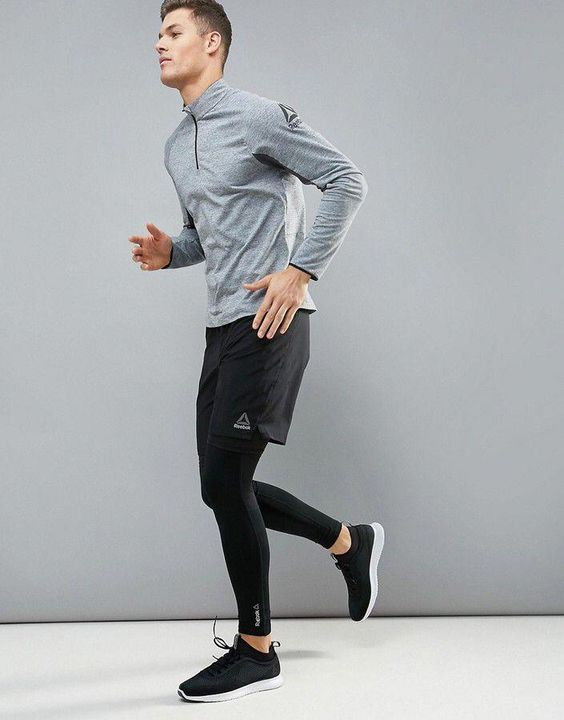 Pin On Men Fitness Style Athletic Wear