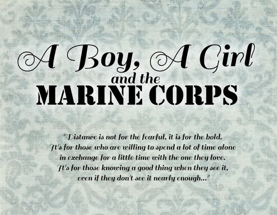 Facebook Only Giveaway Going On NOW! | A Boy, A Girl, and the Marine Corps