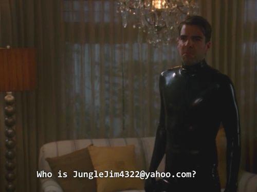 Zachary Quinto American Horror Story Season 1