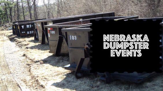 Nebraska Dumpster Events