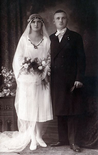 сватба 1926 от Frollein Eichblatt, през Flickr